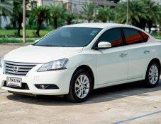 NISSAN SYLPHY 2013 (โฉม12-16) V Sedan 1.6 A/T สีขาว