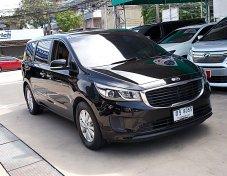 Kia Grand Canival 2.2 LX ปี18 สีดำ รถมือเดียวสวยเดิมขับดีเหมาะกับครอบครัวไมล์น้อยออฟชั่นพร้อมใช้งานได้เลย