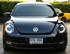 VW New Beetle 1.2 TSI Turbo ตัวท็อป  สีดำ ปี2013
