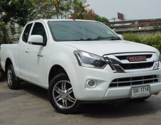 2017 Isuzu D-Max Space cab pickup