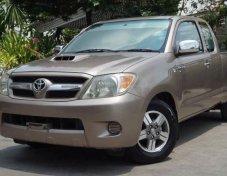 2007 Toyota Hilux Vigo E pickup มีเครดิตออกรถ0บาท ออกได้ทุกอาชีพ