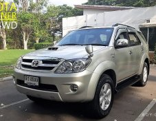 TOYOTA FORTUNER 3.0V 4WD / AT / ปี 2006