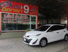 ขายรถวิ่งน้อยใช้งานดี Toyota YARIS 1.2J 2017