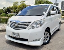 2010 TOYOTA ALPHARD 2.4 V AT