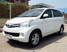 2013 Toyota AVANZA E suv
