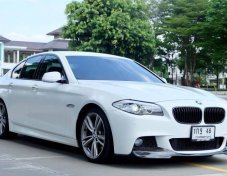 Bmw Series 5 F10 528i Twin Turbo  M Sport Package ปี 2013