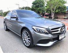 2018 Mercedes-Benz C350 e sedan