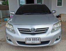 Toyota Altis 1.8 E ปี 2008