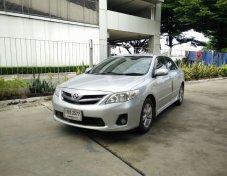 Toyota Corolla Altis 1.8 E 2013 รถเก๋ง 4 ประตู
