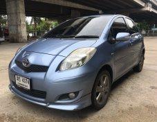 ฟรีดาวน์ Toyota Yaris 1.5G ปี 2009