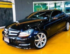 C180 COUPE TOP AMG ปี 2012