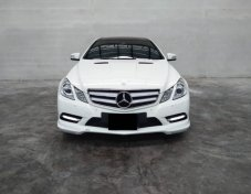 Benz E250Coupe AMG 2012