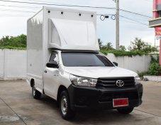 Toyota Hilux Revo 2.4 (ปี 2018) SINGLE J Plus Pickup MT