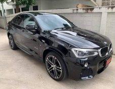 BMW X4 2.0d Msport ปี17
