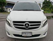 Benz V250 bluetec Avangarde  รถศูนย์  Year: 2015