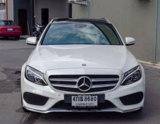 Mercedes Benz c300 estate 2.1 W205   ปี 2015