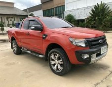 2013 Ford RANGER WildTrak pickup