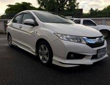 2016 Honda CITY V sedan