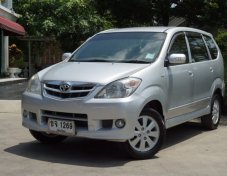 2011 Toyota AVANZA E