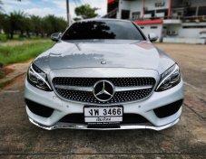 2019 Mercedes-Benz C250 Sport coupe