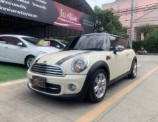 Mini Cooper R56 sunroof 2Door COUPE 1.6L ปี 2013
