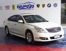 ขายรถ สภาพป้ายแดง 2011 Nissan Teana 2.5 (ปี 09-13) 250 XV Sedan AT