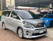 ขาย/ขายดาวน์ Toyota Vellfire ZG edition 2013 (6กฬ6456