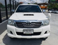 Toyota Vigo D4D 2.5 E Prerunner MT ปี2016