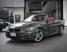 BMW 420d Convertible M Sport  ปี 2015