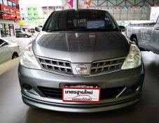Nissan Tiida 1.6 2011 รถเก๋ง 5 ประตู