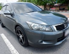 2008 Honda ACCORD V6 sedan