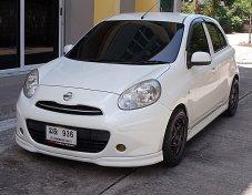Nissan March 1.2 EL ปี 10