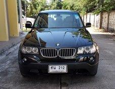BMW X3 2.5Si E83 ปี08