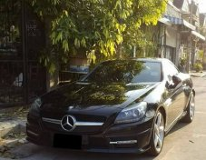 Mercedes Benz SLK200 AMG ปี2012 (ขายดาวน์)