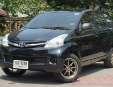 2013 Toyota Avanza 1.5 (ปี 12-16) E Hatchback MT