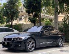 2018 BMW 320d M Sport Touring sedan