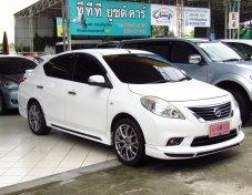 ขายรถวิ่งประหยัดสวยๆ Nissan Almera 1.2V 2012