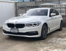 BMW 520d SPORTLINE   รถออกปี2017 จดทะเบียนปี 2019