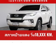 Toyota Fortuner​2.4 V​AT​ 2WD​ 2018