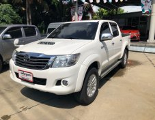 ขายรถ TOYOTA VIGO D CAB Prerunner 2.5VN เกียร์ธรรมดา ปี 2013