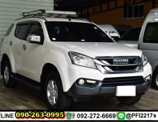 Isuzu MU-X 2.5 SUV AT 2015