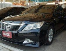 ขายรถ สภาพนางฟ้า 2013 Toyota Camry 2.0 G Sedan AT