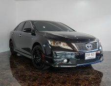 TOYOTA CAMRY 2.0G EXTREMO NAVI ปี 2013 (AT) BLACK - 2กภ-623