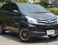 2013 Toyota AVANZA E \