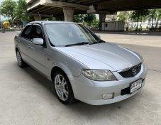 2004 MAZDA 323 PROTEGE 1.6 GLX สีเทา ไม่แก๊ส รถสวย ขายถูกสุดในตลาด