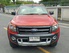 {เซลล์เมฆ} FORD RANGER 3.2 WILDTRAK DOUBLE CAB 4WD A/T 2014