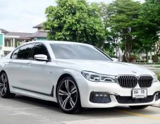 BMW G12 730 Ld M Sport Package Year 2017