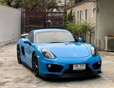 Porsche Cayman 981 Year 2016