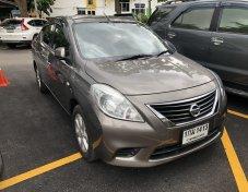 ฟรีดาวน์เหลือเงินกลับบ้าน 2013 Nissan Almera 1.2 V เกียร์อ