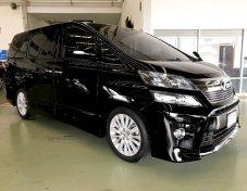 2014 Toyota VELLFIRE Z G EDITION